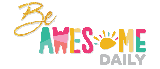 Be Awesome Daily Logo
