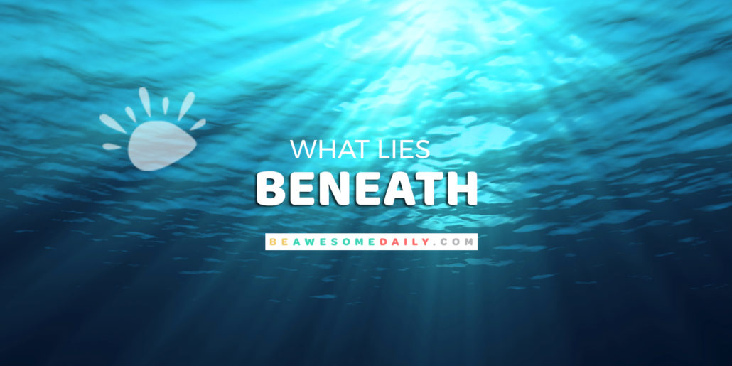 What Lies Beneath by Chrissanne Long